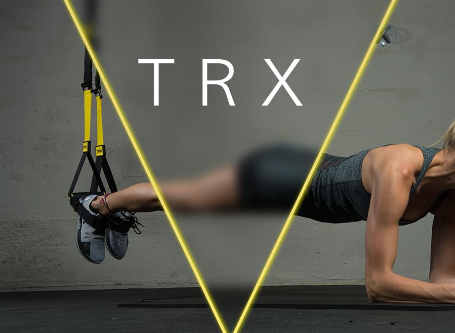 TRX: l'allenamento in sospensione, per ogni esigenza