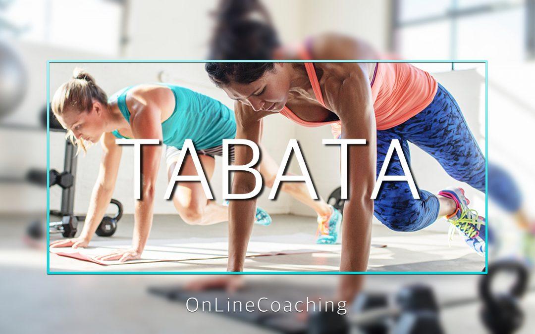 Tabata: l'allenamento che sta spopolando!